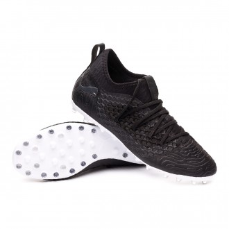 Scarpe   Puma Future 19.3 Netfit MG Black-White