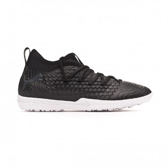 Zapatilla  Puma Future 19.3 Netfit Turf Black-White