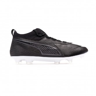 Bota Puma One 19.3 FG/AG Black-White