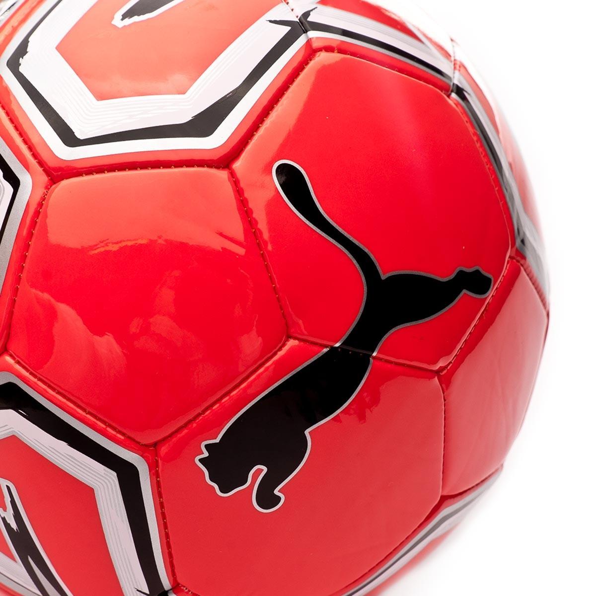 Bola de Futebol Puma Futsal 1 Trainer MS Red blast-Black-White - Loja de  futebol Fútbol Emotion 5fe4b76aa9185