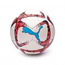 Balón Future Flash White-Red blast-Bleu azur