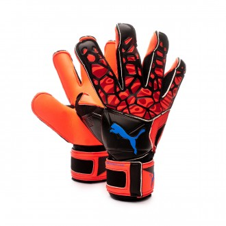 Glove  Puma Future Grip 19.2 Red blast-Black-White