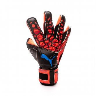 Luvas Puma Future Grip 19.2 Red blast-Black-White