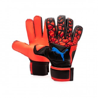 Glove  Puma Future Grip 19.4 Red blast-Black-White