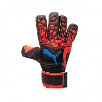 Guante  Puma Future Grip 19.4 Red blast-Black-White