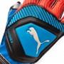 Guante One Protect 3 Bleu azur-Red blast-Black