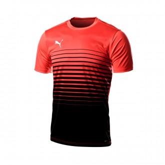 Camisola Puma ftblPLAY Graphic Red blast-Black