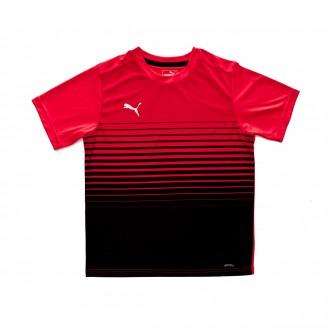 Jersey  Puma ftblPLAY Graphic Niño Red blast-Black