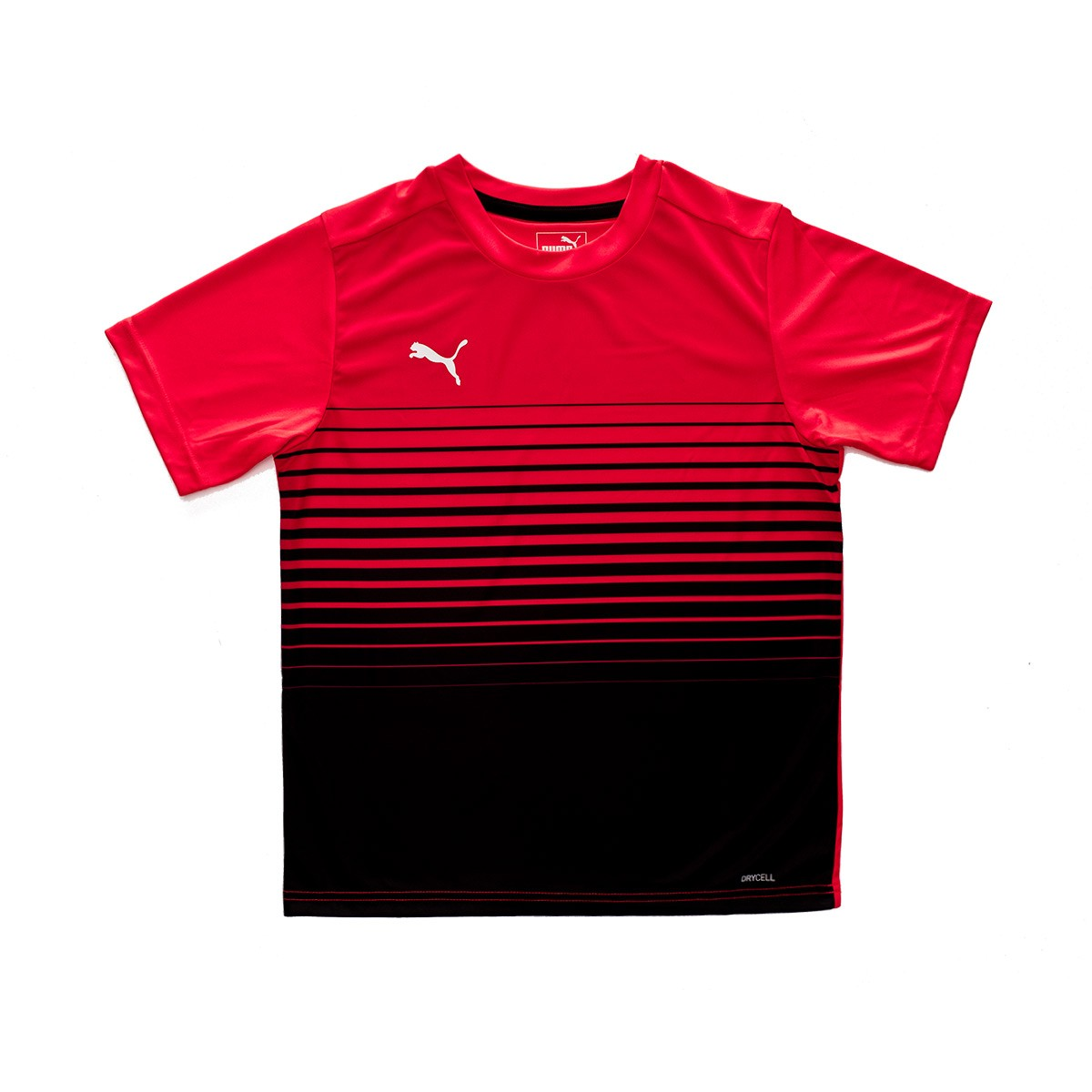 brand new 0c4d1 633b4 Camiseta ftblPLAY Graphic Niño Red blast-Black