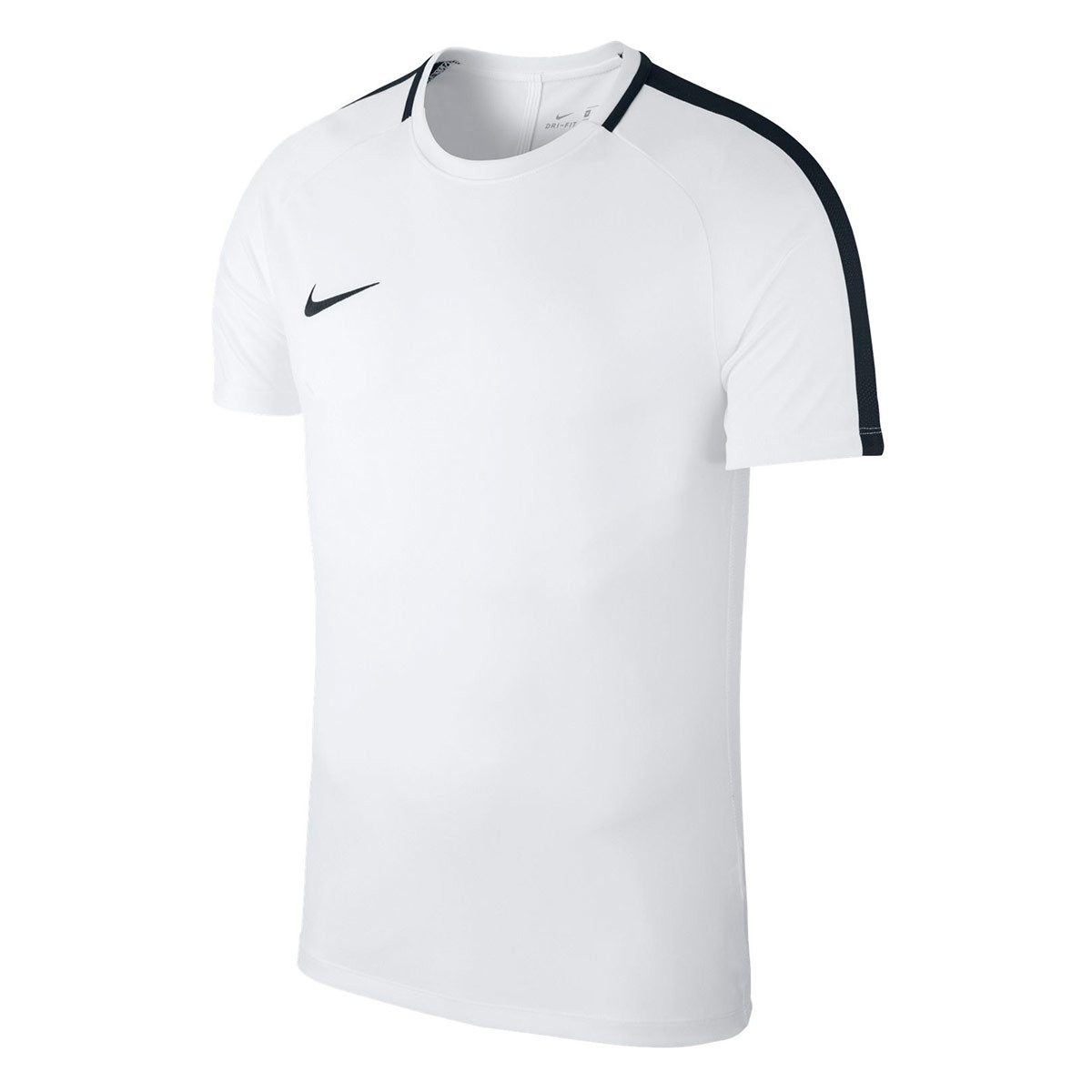 4e8d678eaf Jersey Nike Dry Academy 18 Niño White-Black - Leaked soccer