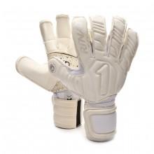 Glove Uno Alpha White