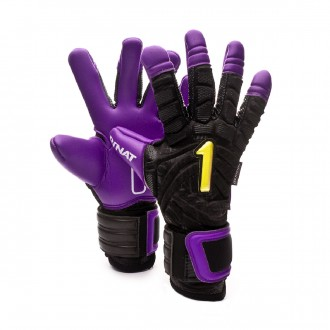 Luvas  Rinat The Boss Pro Black-Violet