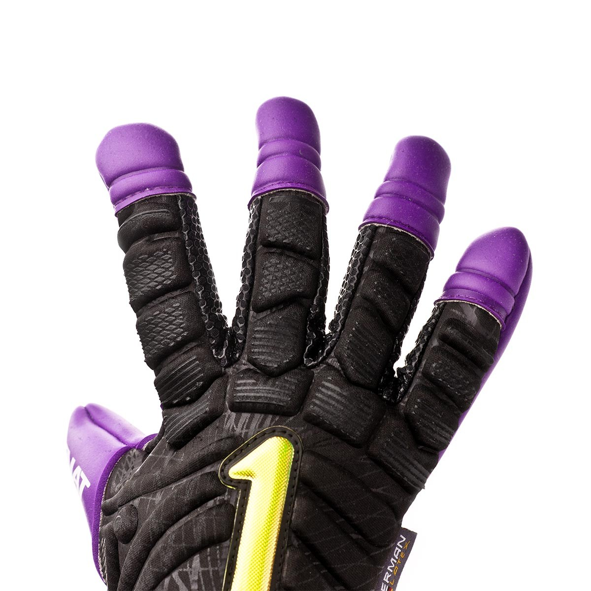 3d5a437cf Glove Rinat The Boss Pro Black-Violet - Football store Fútbol Emotion