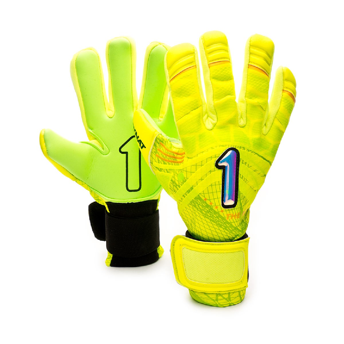Guante De Portero Rinat The Boss Alpha Lime Futbol Emotion