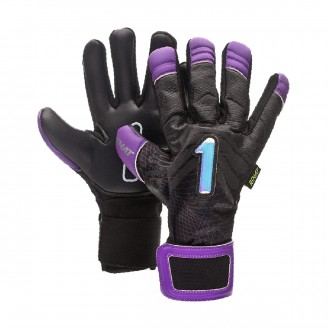 Guanti  Rinat The Boss Alpha Black-Violet