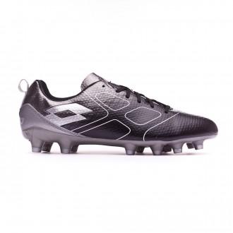 Zapatos de fútbol  Lotto Maestro 700 FG Black-Silver