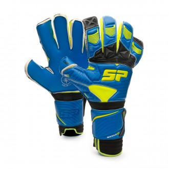 Glove Mussa Strong Tramontana DUO Aqualove CHR Blue-Black-Lime