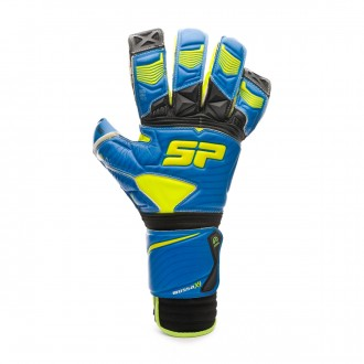 Glove SP Fútbol Mussa Strong Tramontana DUO Aqualove CHR Blue-Black-Lime