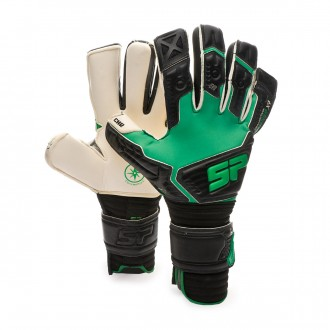 Glove Mussa Air Tramontana Pro CHR Black-Green