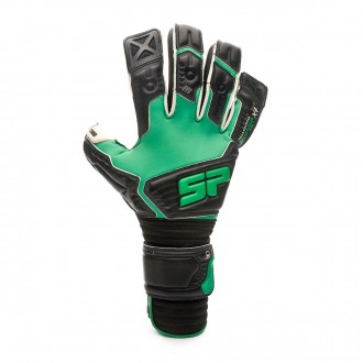 Glove  SP Fútbol Mussa Air Tramontana Pro CHR Black-Green