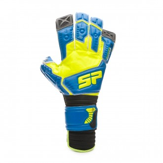 Glove SP Fútbol Mussa Air Tramontana Aqualove CHR Blue-Black-Lime