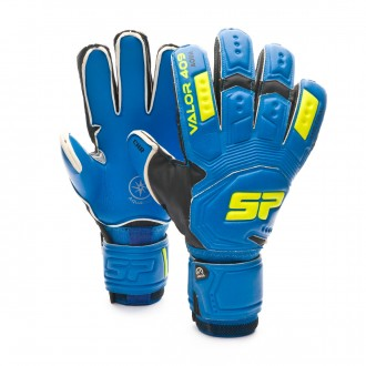 Glove  SP Fútbol Valor 409 Mistral EVO Aqualove CHR Blue-Black-Lime