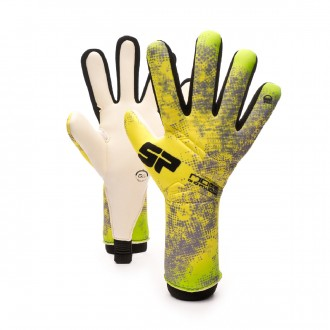 Guanti  SP No Goal IX ZERO Pro Day Giallo