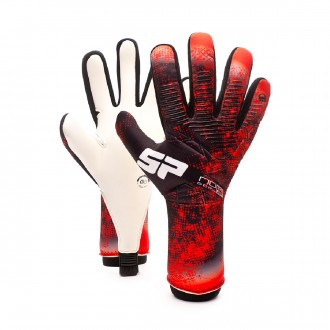 Guanti  SP No Goal IX Zero Pro Night Nero-Rosso