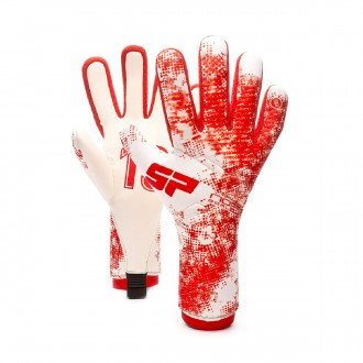 Glove No Goal Zero Iago Herrerin Pro White-Red