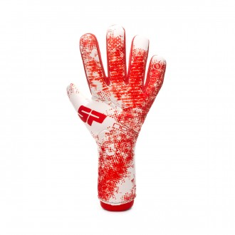 Glove SP Fútbol No Goal Zero Iago Herrerin Pro White-Red