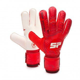 Glove  SP Fútbol Valor 409 Mistral EVO Training Protect CHR Red-Black