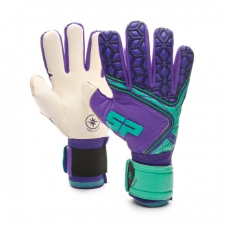 Glove No Goal IX Siroco EVO Iconic CHR Purple-Menta