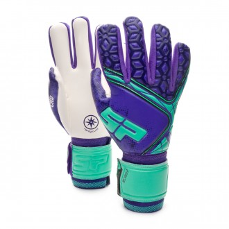 Glove No Goal IX Siroco EVO Training CHR Purple-Menta