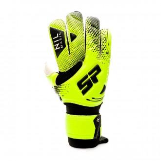 Glove  SP Fútbol Nil Marín Pro CHR Amarillo Flúor-Black