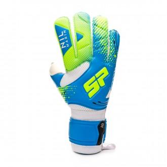 Glove  SP Fútbol Nil Marín Iconic CHR Blue-Lime