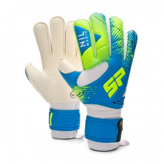 Glove Nil Marín Iconic Protect CHR Blue-Lime