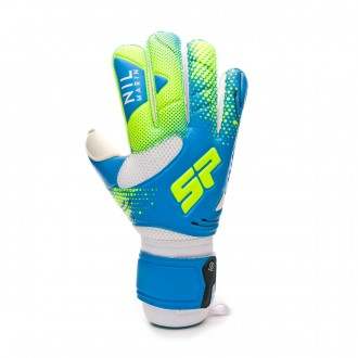 Glove  SP Fútbol Nil Marín Iconic Protect CHR Blue-Lime