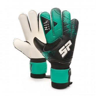Glove Nil Marín Training CHR Black-Turquoise