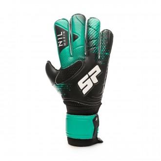 Glove  SP Fútbol Nil Marín Training Protect CHR Black-Turquoise
