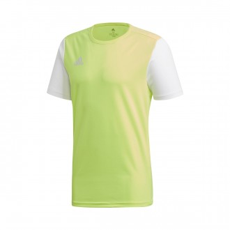 Jersey  adidas Estro 19 m/c Solar yellow-White