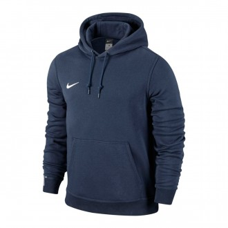 Sweat  Nike Football Hoodie Obsidian-White