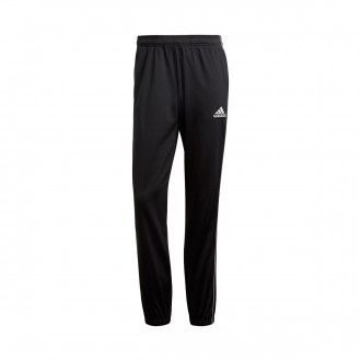 Pantaloni lunghi  adidas Core 18 Polyester Black-White