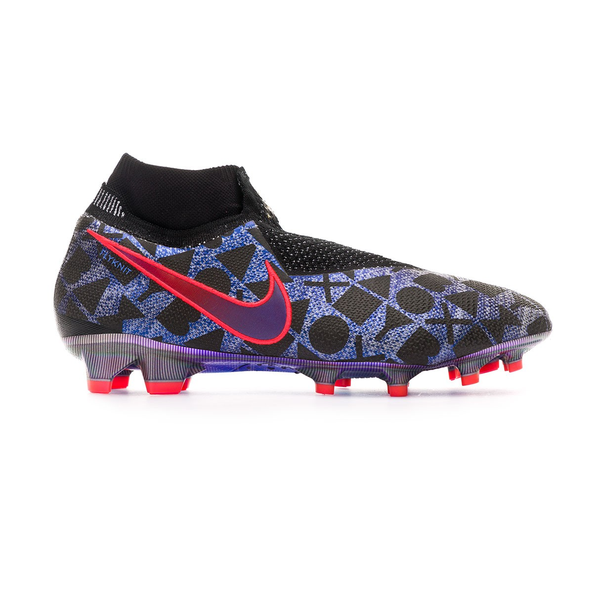 sale retailer bbbe9 47093 Boot Nike Phantom Vision Elite DF FG EA Sports White-Black-Bright crimson -  Soloporteros es ahora Fútbol Emotion