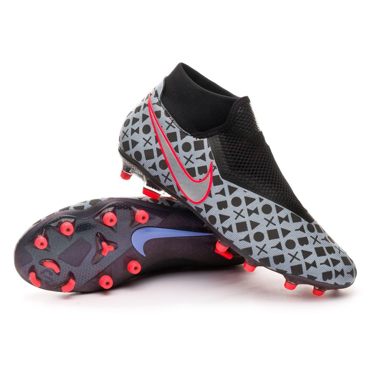 c37716555 Football Boots Nike Phantom Vision Academy DF MG EA Sports White ...