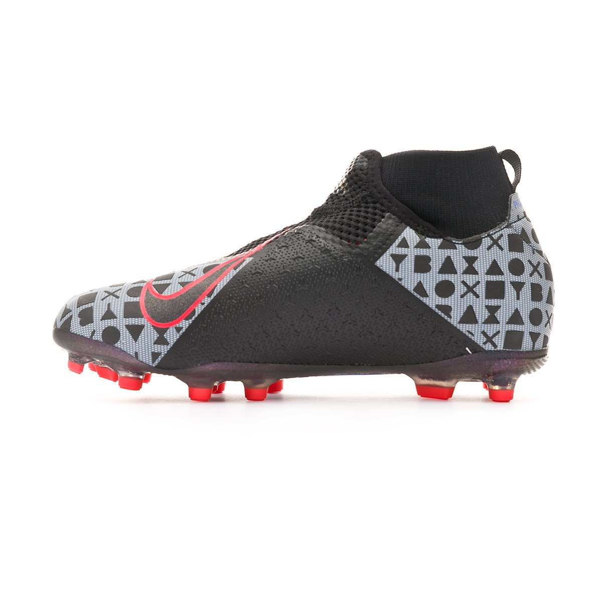 1365f59ba04c3 Football Boots Nike Phantom Vision Academy DF MG EA Sports Niño  White-Black-Bright crimon-Royal pulse - Tienda de fútbol Fútbol Emotion