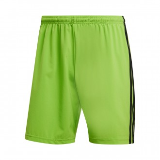 Shorts  adidas Condivo 18 Semi solar green-Black