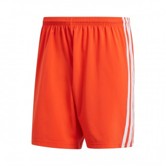 Shorts  adidas Condivo 18 Semi solar red-White