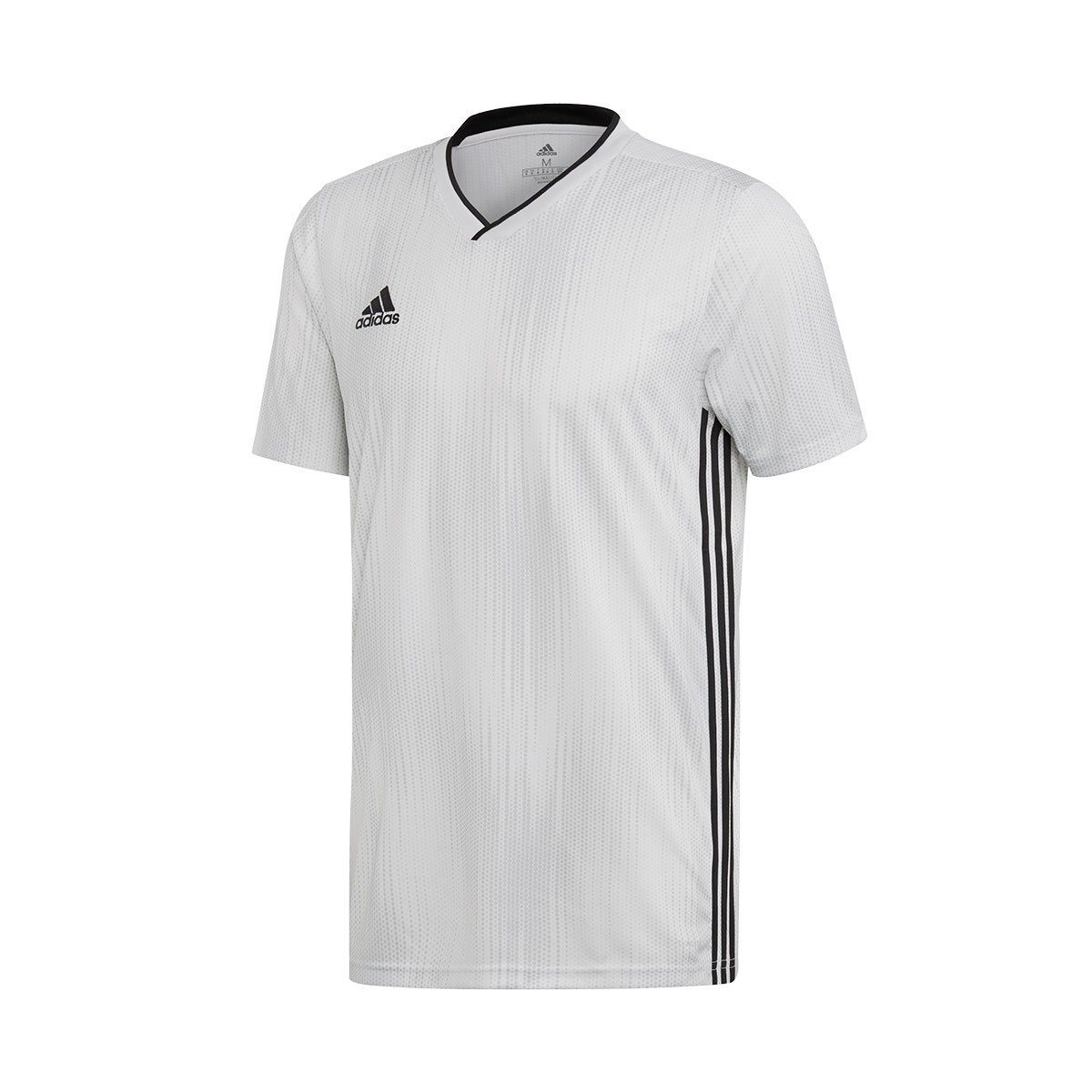 Honorable rosado administrar  Jersey adidas Tiro 19 m/c White-Black - Football store Fútbol Emotion