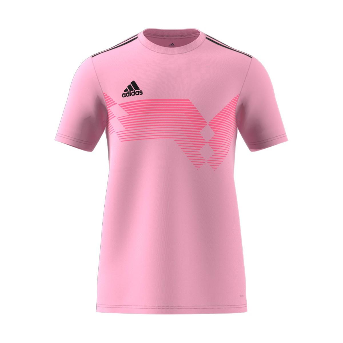 finest selection 7ad80 ae0bb Camiseta Campeon 19 m/c True pink-Black