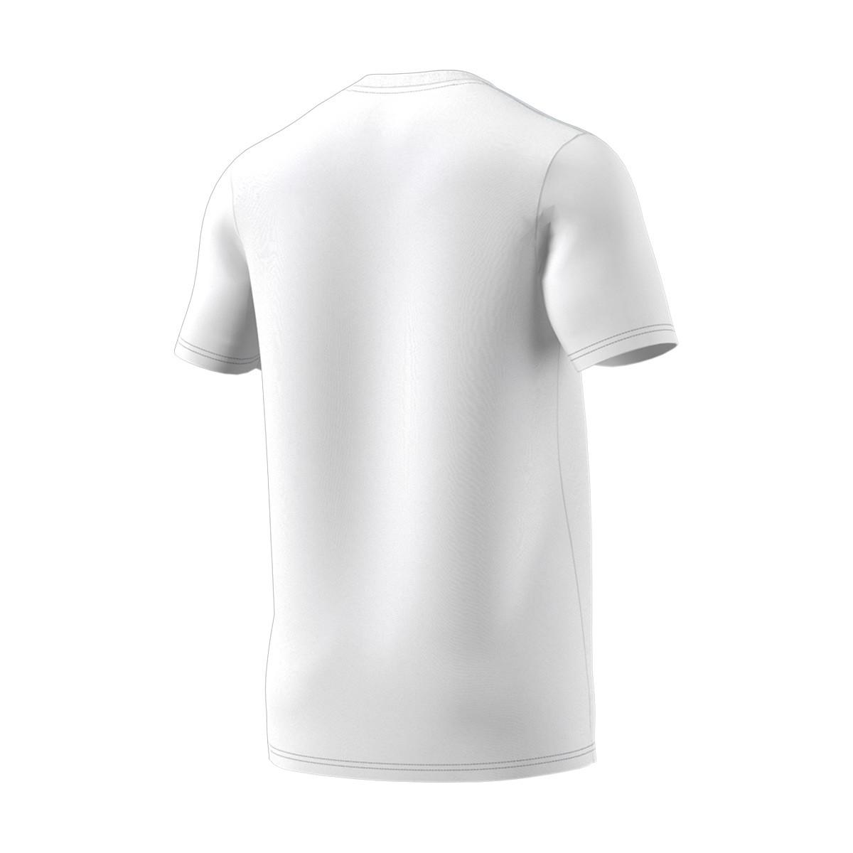 Imaginación Representar garra  Camiseta adidas Campeon 19 m/c White - Tienda de fútbol Fútbol Emotion